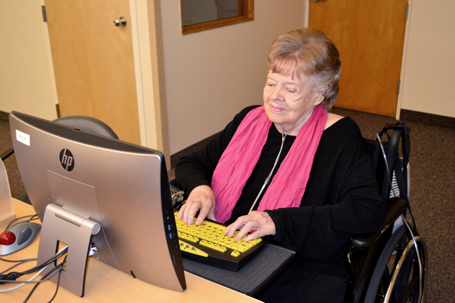 Lifelong learning at Menorah Park assisted living active aging senior nursing residence