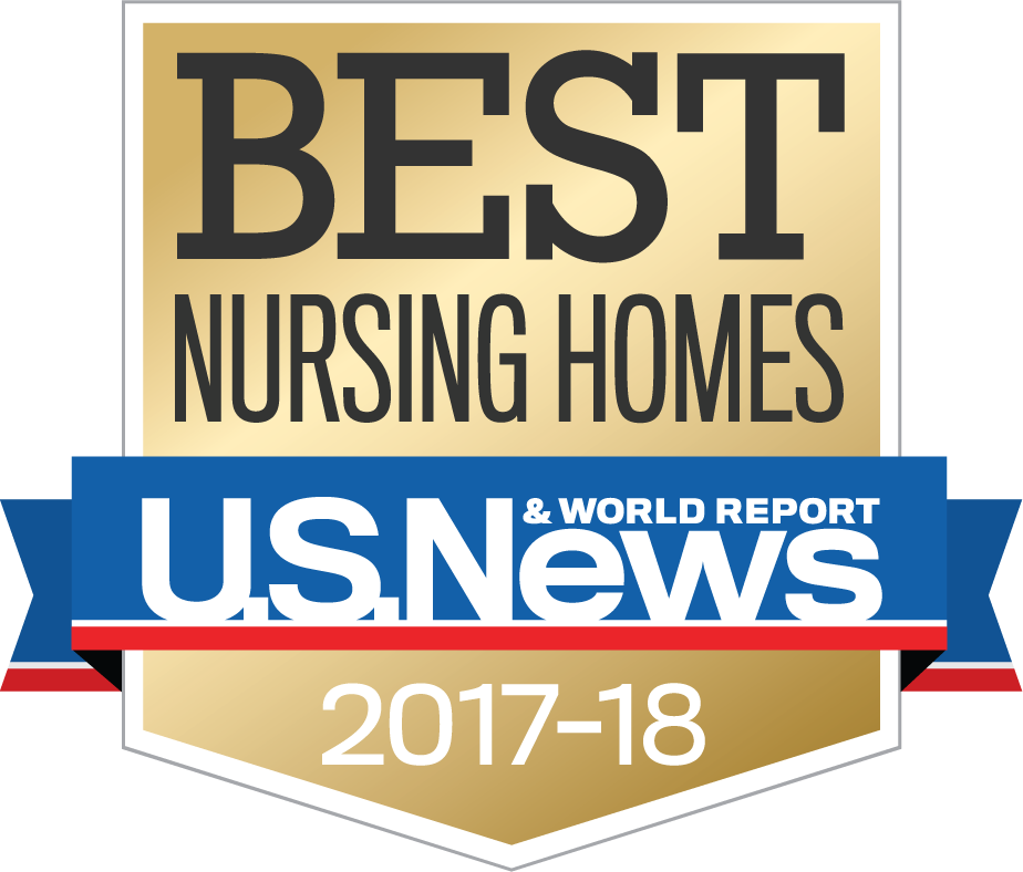 Best Nursing Homes, 2017/2018 - US News Report